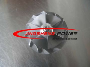 China EX200-5 K418 Material de turbocompressor eixo e roda sobressalente Parts distribuidor